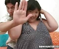 Fat Asian Olivia Starves For Hard Dick 1