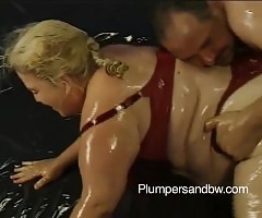 Patty Parker Gets Pounded Hard!