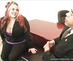 Lovely Plumper Is Always Ready For Good Fucking 1