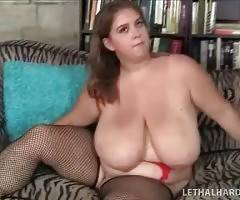 Sweet Plumper Sucks Thick Juicy Cock 3